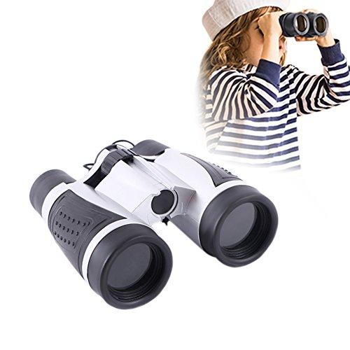 Fernglas für Kinder MULTILAYER Ziel Teleskop Dach Prism Fernglas Kinder Spielzeug 5× 30fmc...