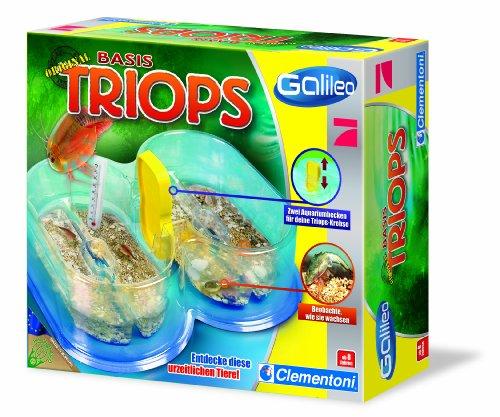 Galileo - Original Triops (Basis-Set)