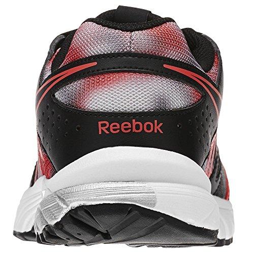 Reebok Triplehall 4.0, Chaussures de running entrainement femme Noir-Rouge