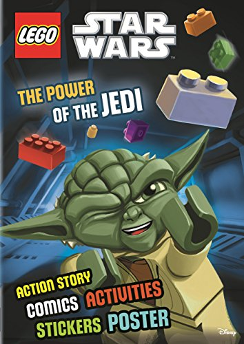 Lego Star Wars The Power of the Jedi (Activity Book with Stickers) por Egmont Publishing UK