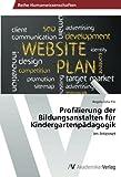 Profilierung der Bildungsanstalten für Kindergartenpädagogik: im Internet