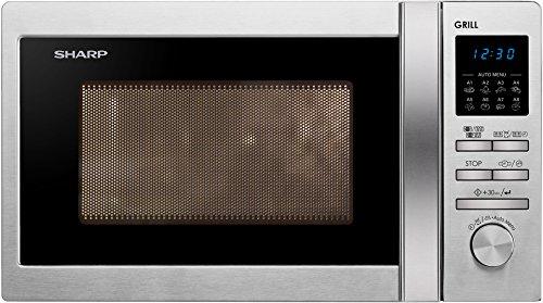 Sharp R-622STWE microwave - microwaves