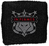 In Flames Wristband - Shield