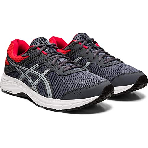 Asics Gel-Contend 6, Running Shoe Mens, Carrier Grey/Sheet Rock