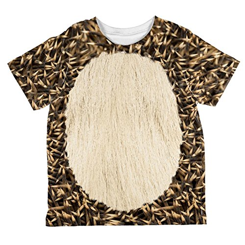 Kostüm Halloween Igel über Kleinkind T Shirt Multi 6 (Kostüm Igel Baby)