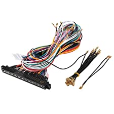 XCSOURCE standard Cablaggio cavo 28pin fai da te per JAMMA video arcade machine Cabinet AC709