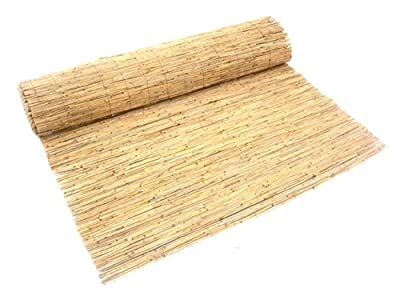 Schilfrohrmatte - 14 Größen zur Auswahl in Premium Qualität von Bamboogla bei Du und dein Garten