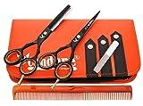 """Friseurscheren - Haarscheren - Effilierschere Set 5.5"""" (13.97)"""