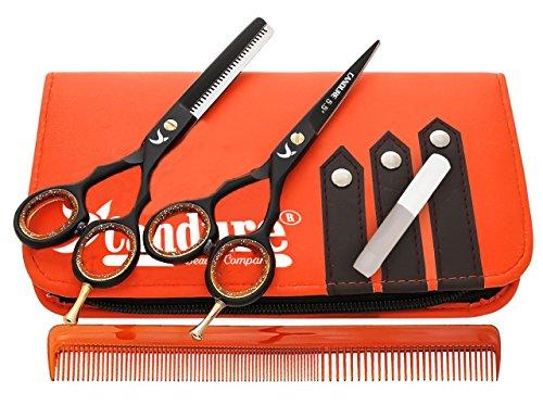 Tijeras de peluquería–Barber salón de corte de cabello–5.5'–para entresacar y désépaissir