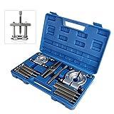 AllRight Kit Extracteur De Roulement Séparateur Tool Set Avec Boîte Bleu 12 Pcs