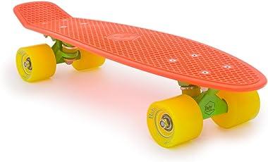 Miller Skateboards Longboard Baby Original Series, Fluor Orange, S01BM0013
