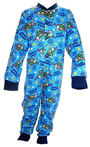 Toy Story Buzz Lightyear Boy's Onesie Age 2-3