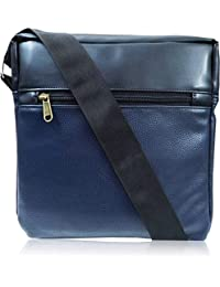 Sn Louis Blue And Black Messenger Bag 07