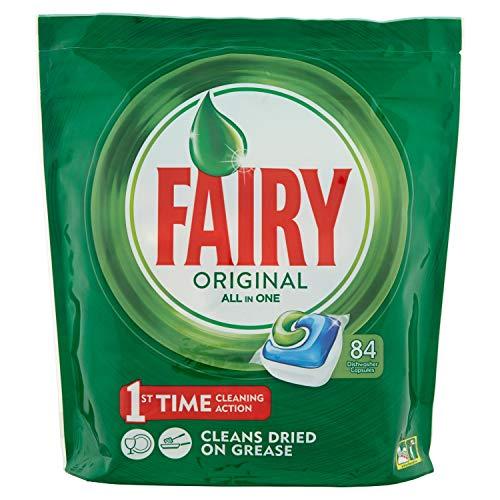 Fairy Original Cápsulas Todo 1 Lavavajillas