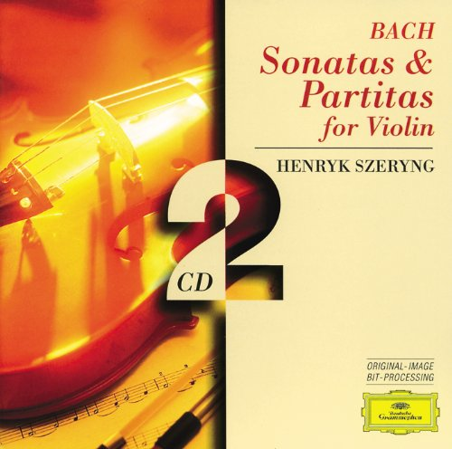 J.S. Bach: Partita For Violin ...