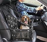 LILARGOT Asiento del Coche de Seguridad para Mascotas - Best Reviews Guide