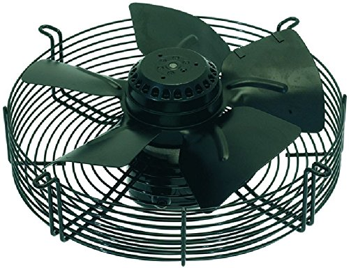 Guard montiert Axial Fan & Grill Motor Sucker 300 mm - Motor Fan Guard