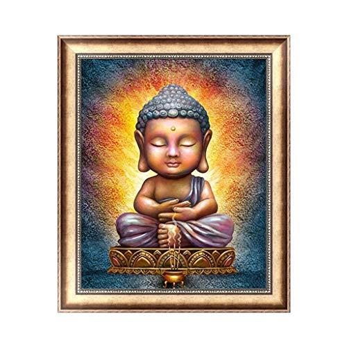 Leinwandbild Buddha, 160