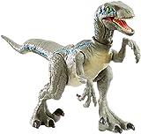 JURASSIC WORLD ALFA TRAINING BLU-giocattolo più caldo 2019 Velociraptor DINOSAURO