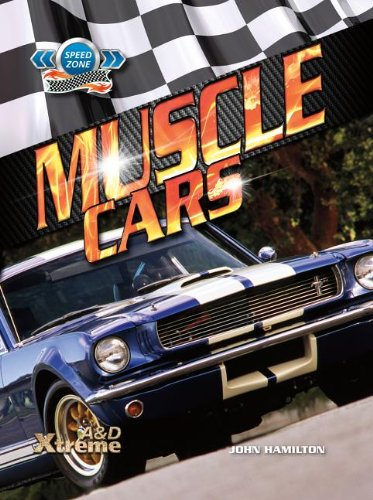 Muscle Cars (Speed Zone) -