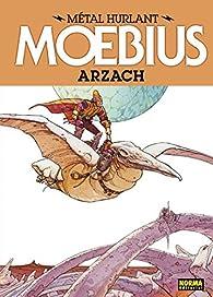 METAL HURLANT 7  ARZACH par  Moebius