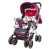 #6: Baybee Glide Premium Baby Stroller Pram.- ( Red )