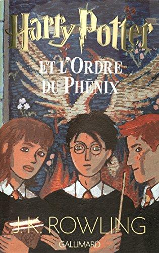 Harry Potter, tome 5 : Harry Potter et l'Ordre du Phénix (Vintage Harry-potter-bücher)