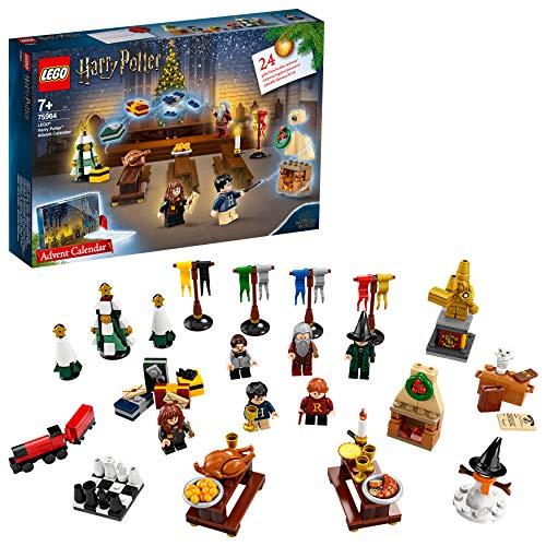 LEGO 75964 Harry Potter Adventskalender, Bauset, Mehrfarbig - Lego Film Lego Alle