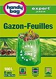 Handy-Bag Expert, 3557880352301, Sacchi per foglie, 100 L, 8 pz.