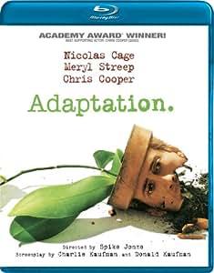 Adaptation [Blu-ray] [Import anglais]