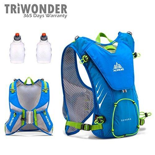 triwonder 8L profesional al aire libre mochilas Trail Marathoner Runni