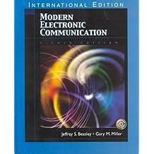 Modern Electronic Communication: International Edition
