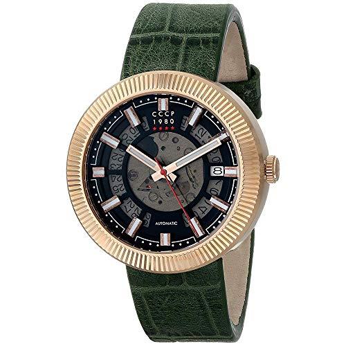CCCP MONINO Leather Watch - CP-7025-06