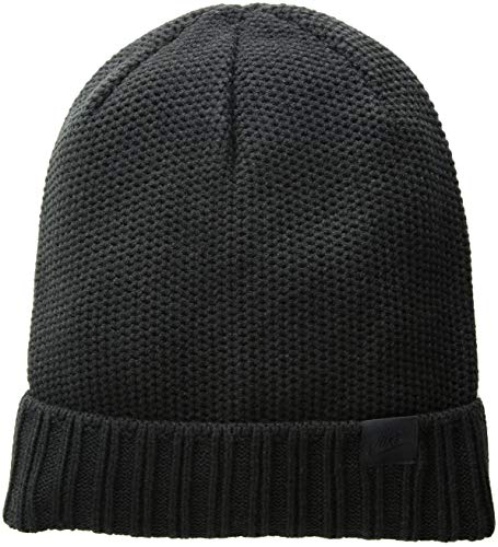 Nike Honeycomb Beanie, Black, One Size -