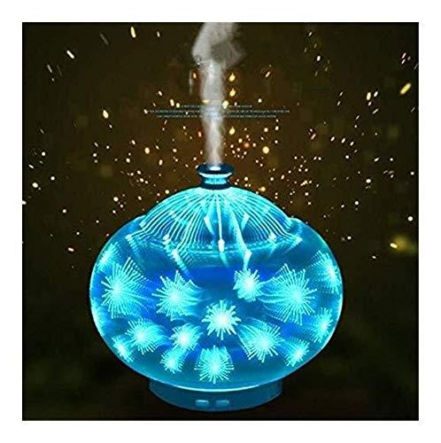 Kann den Geruch Besser filternGenießen Sie die Luft des Waldes. Auto-Luftbefeuchter-Öl-Aroma-Spray, Diffusor-Diffusor-Schlafzimmer des Aromatherapieöl-3d (Color : 1) -