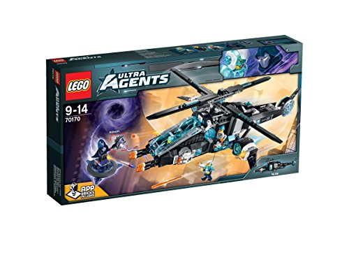 LEGO Agents 70170 - UltraCopter Contro AntiMatter