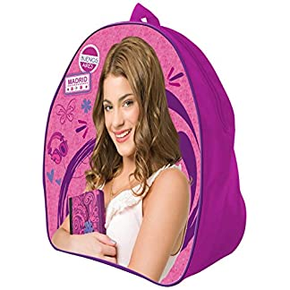 51 M7MgM xL. SS324  - Violetta - Mochila (Fantasy VI1002/AS7856)