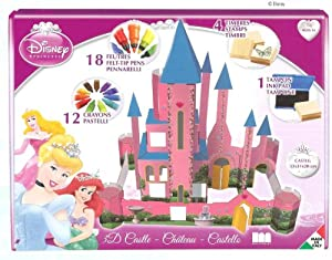 MULTIPRINT - Modelo a Escala Princesas Disney (Globalgifts MP19660)