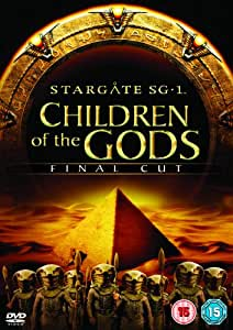 Stargate SG-1 - Children of The Gods (Final Cut) [DVD]