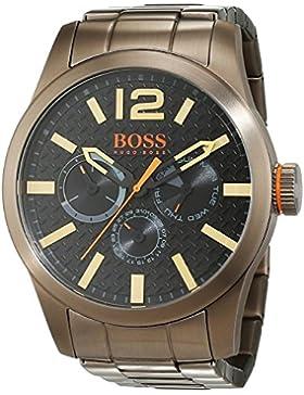 Hugo Boss Orange Herren Bronze Metall Gurt 1513313Armbanduhr