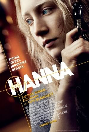 HANNA - ERIC BANA - Imported Movie Wall Poster Print - 30CM X 43CM Brand New CATE BLANCHETT