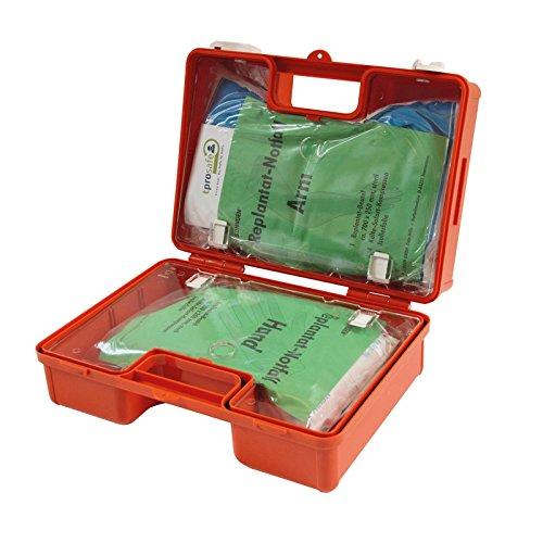 Replantat-Notfall-Koffer Hand und Arm - Zur Aufnahme abgetrennter (Körperteile Arm)