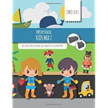 EMSteps Basic Kids Mix 2: Instrucciones de montaje para piezas de botones: Volume 2