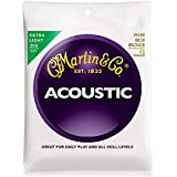 Martin Bronze M180 12-string, extra light (010-047)
