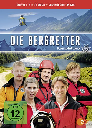 Staffel 1-6 Komplettbox (12 DVDs)