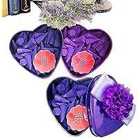 Leegoal Backflow Weihrauch Kegel, Natural Rose Duft Kegel backflow Weihrauchbrenner mit herzförmigen Schachteln... preisvergleich bei billige-tabletten.eu