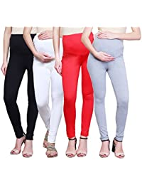 Finesse Maternity Tights/Leggings - Set of 4
