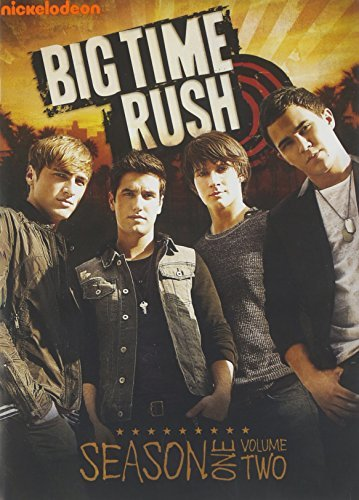Big Time Rush: Season 1, Volume Two by Kendall Schmidt