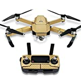 Mavic Pro adesivo impermeabile in fibra di carbonio decorativo sticker Decal Skin Wrap cover kit drone corpo della pelle per Mavic Pro telecomando, batteria e armi da shiloh-e Tech