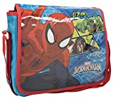 Best Spider-Man Book Bags For Boys - Spiderman Boys Messenger Bag Red Review